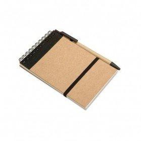 Libreta papel reciclado Sonora