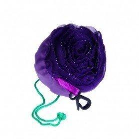 Bolsa Plegable Rosa con cajita y lazo