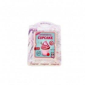 Imán Cupcake