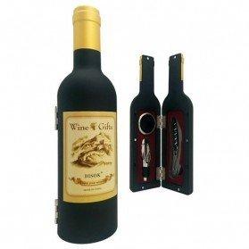 Set Botella Vino 3 Piezas