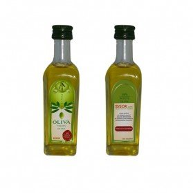 Botella de Aceite de Oliva 60 Ml