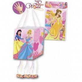 Piñata Princesas 4 Caras